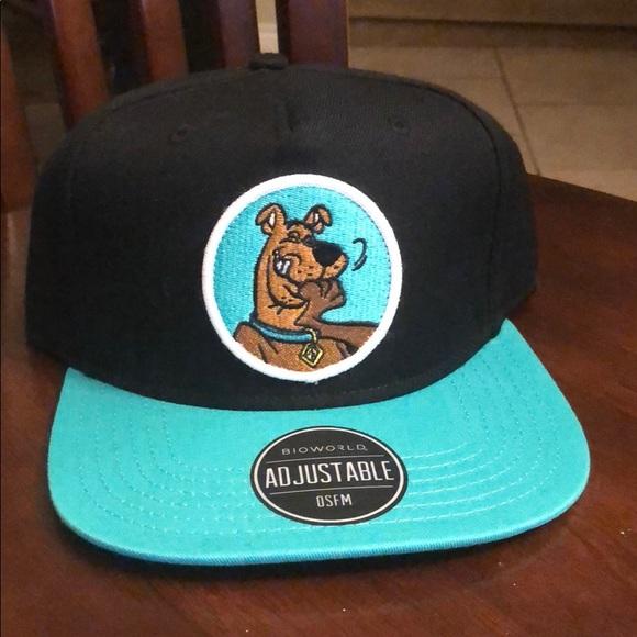 460de80fcb2 Scooby doo SnapBack Hat retro vintage cap cartoon